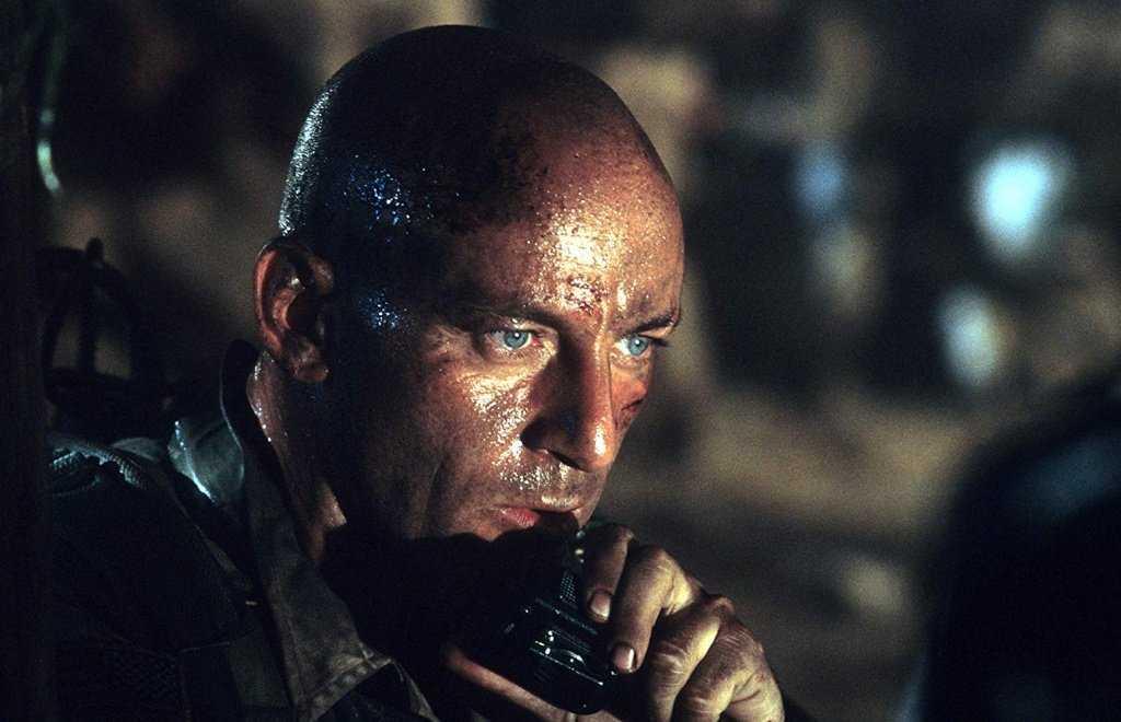 Black Hawk Down - Black Hawk abbattuto scena film