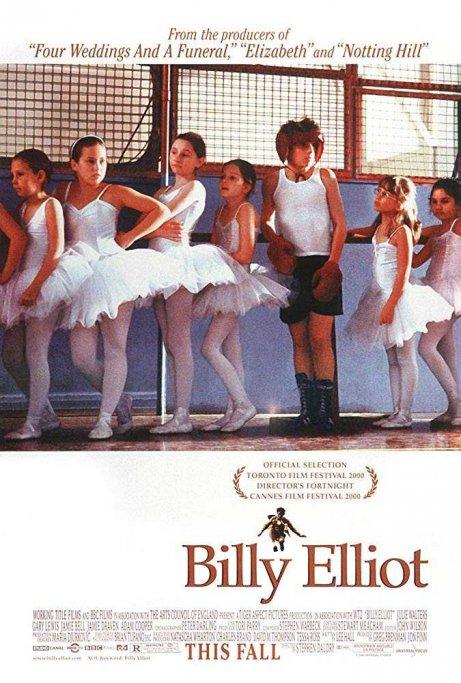 billy elliot locandina e recensione