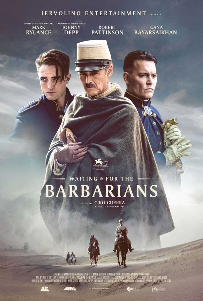 Waiting for the Barbarians locandina