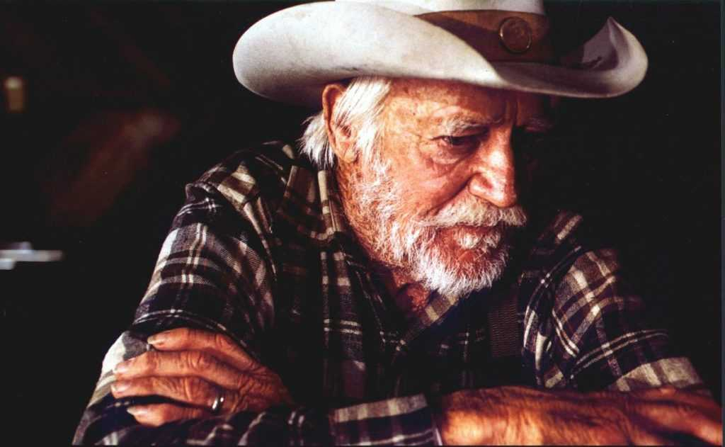 Richard Farnsworth in Una storia vera