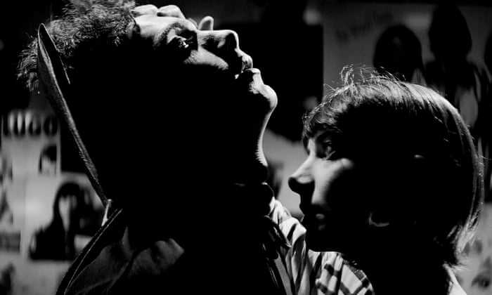 A Girl Walks Home Alone At Night. Ana Lily Amirpour