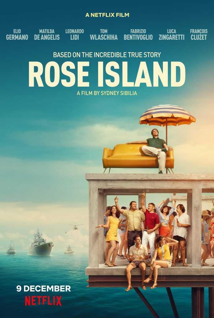 L'incredibile storia dell'Isola delle Rose: Come costruire un isola privata e creare una micronazione 1