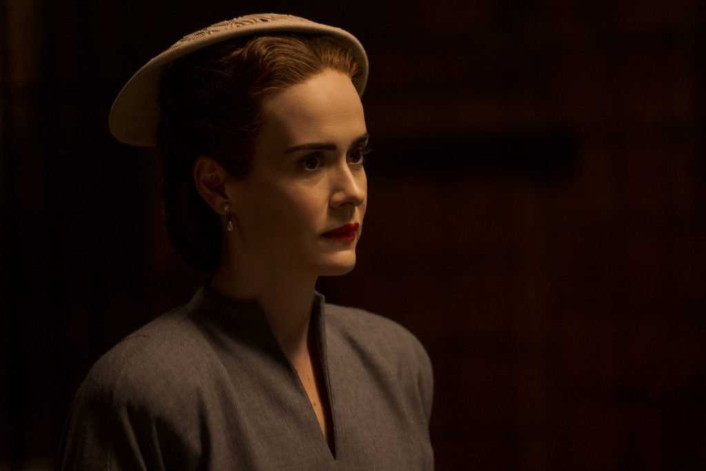 Sarah Paulson in Ratched 1x08