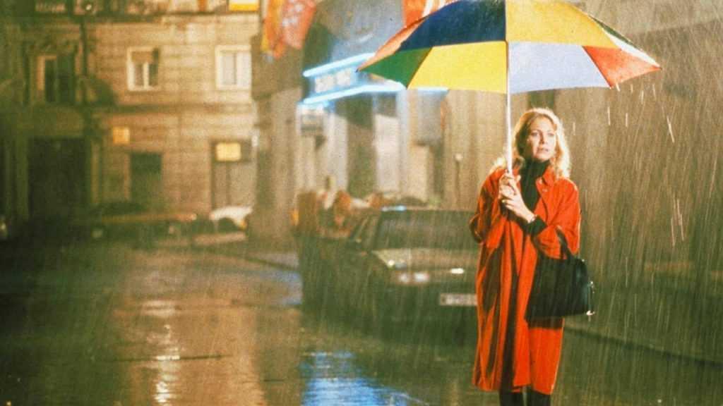 tutto su mia madre scena della pioggia