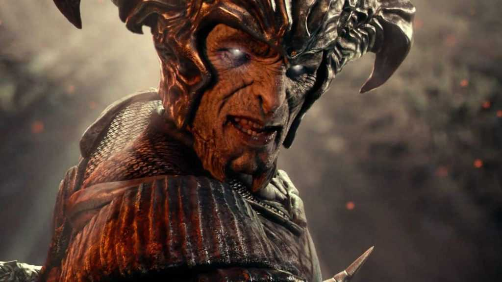 Steppenwolf - Justice League